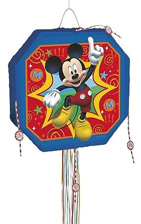 Partido Ênico de Disney Mickey Mouse Tire Cadena Piñata ...