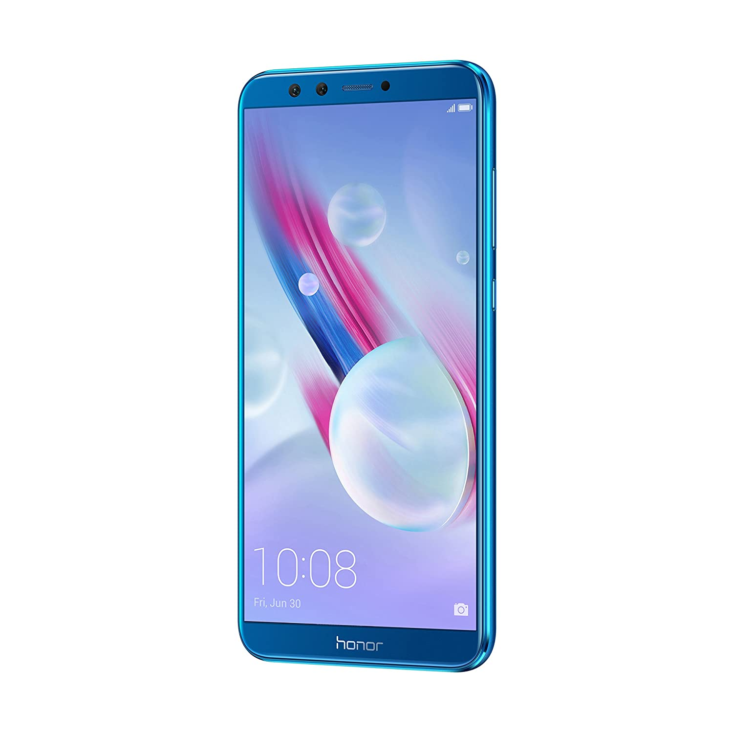 size 40 c6dbe 60f03 Honor 9 Lite Dual SIM, 32 GB storage, 13 MP Dual Camera and 5.65 Inch Full  View Display, UK Official Device - Blue