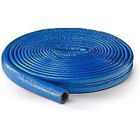 DQ-PP ruwe isolatie   10 m rol   Ø 15 mm   6 mm isolatiedikte   blauw   PE-schuim   isolatieslang buis isolatie…