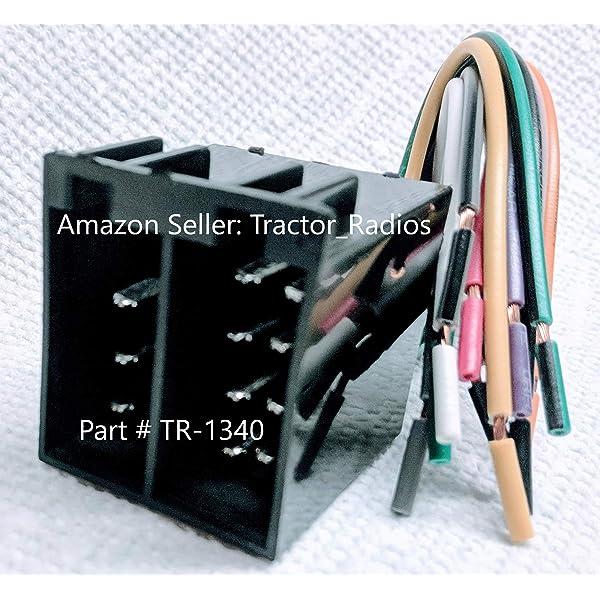 Amazon.com: Metra 70-9401 Radio Wiring Harness for M B /L R ... on