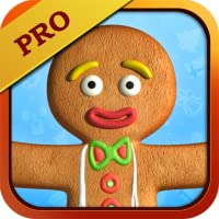 Talking Gingerbread Man Pro