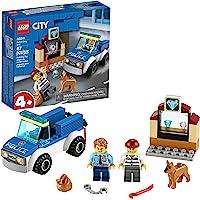 Lego CITY Unidade de Cães-Polícia 60241