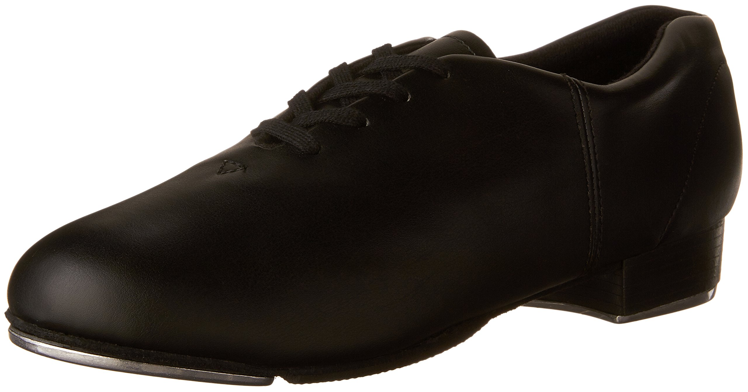 Capezio Women's Fluid Tap Shoe,Black,8 W US