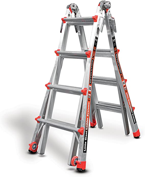 Little Giant Revolution XE - Escalera: Amazon.es: Bricolaje y herramientas