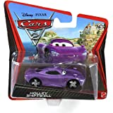 Disney / Pixar CARS 2 Movie 155 Die Cast Checkout Lane Package Holley Shiftwell