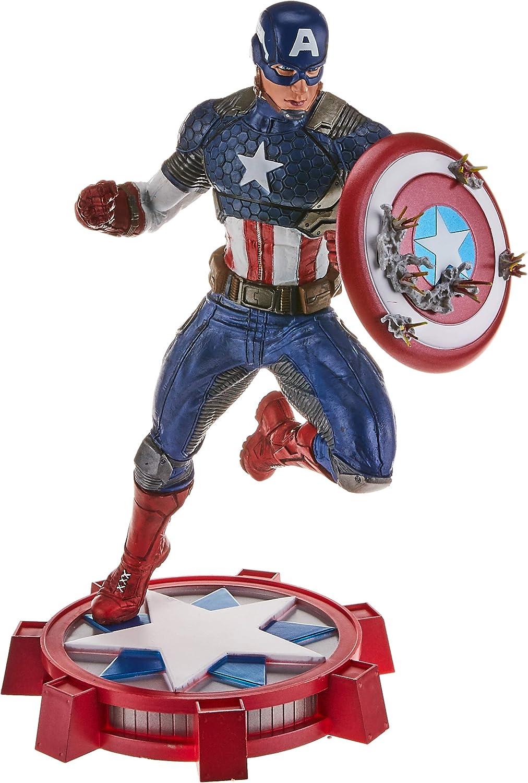 Marvel Now Captain America PVC Vinyl Figure AUG172640 DIAMOND SELECT TOYS Marvel Gallery