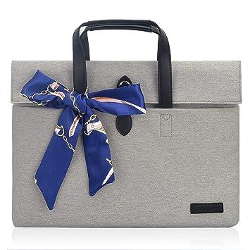 1d13591231 Mode Femme Sac à main sacoche pour ordinateur portable Business Office Sac  fourre-tout Tissu