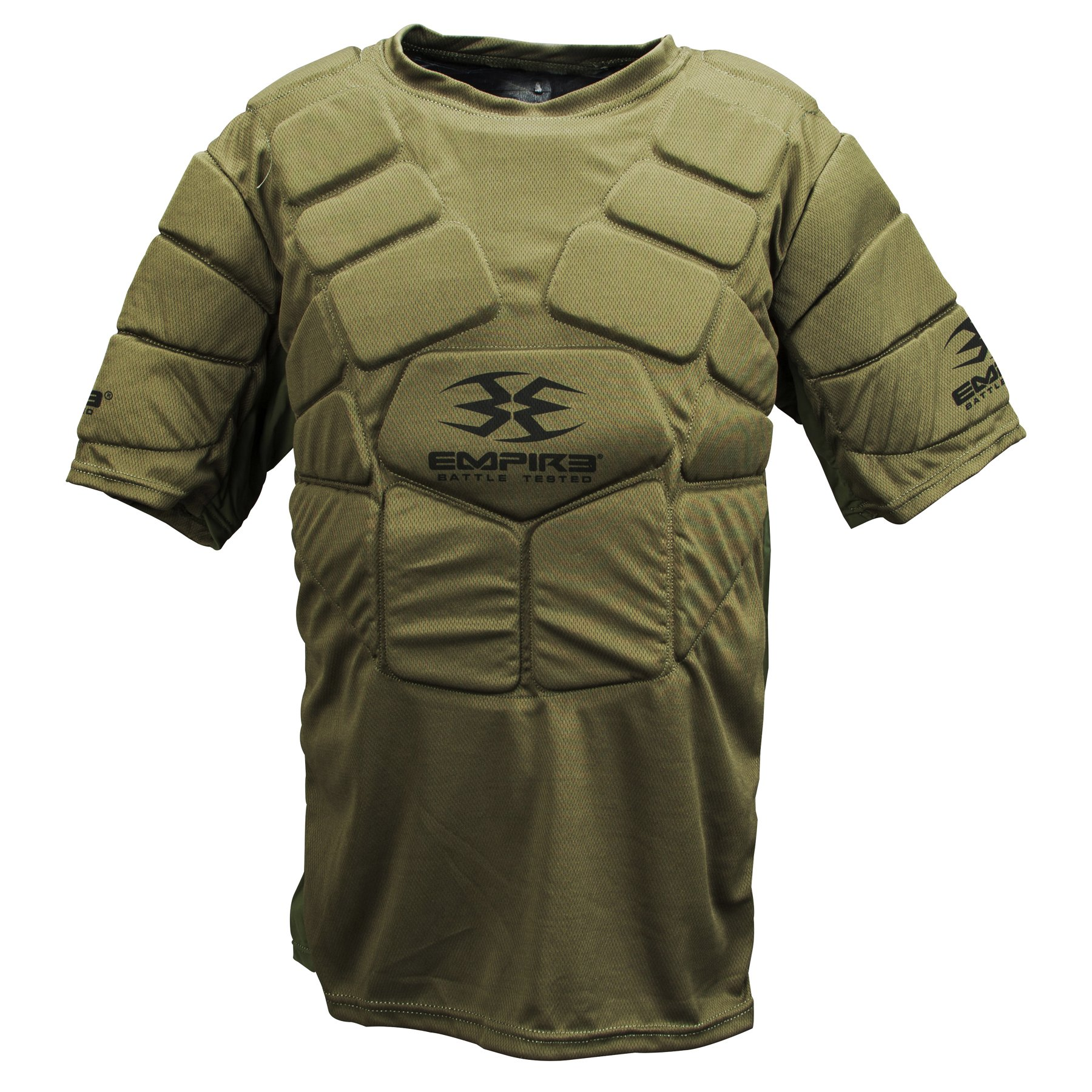 Empire Paintball BT Chest Protector, Olive, Large/X-Large by Empire Paintball