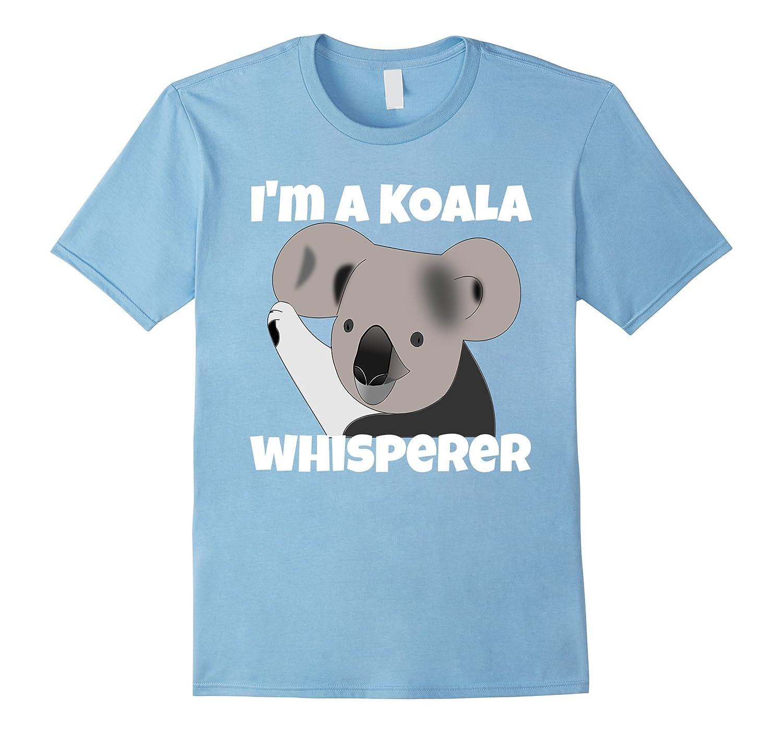 Koala Whisperer T Shirt-Vaci