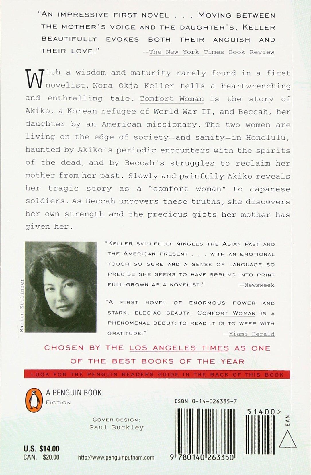 comfort woman keller