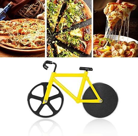 Compra Creativo Cortapizzas Antiadherente Cortador de Pizza de ...