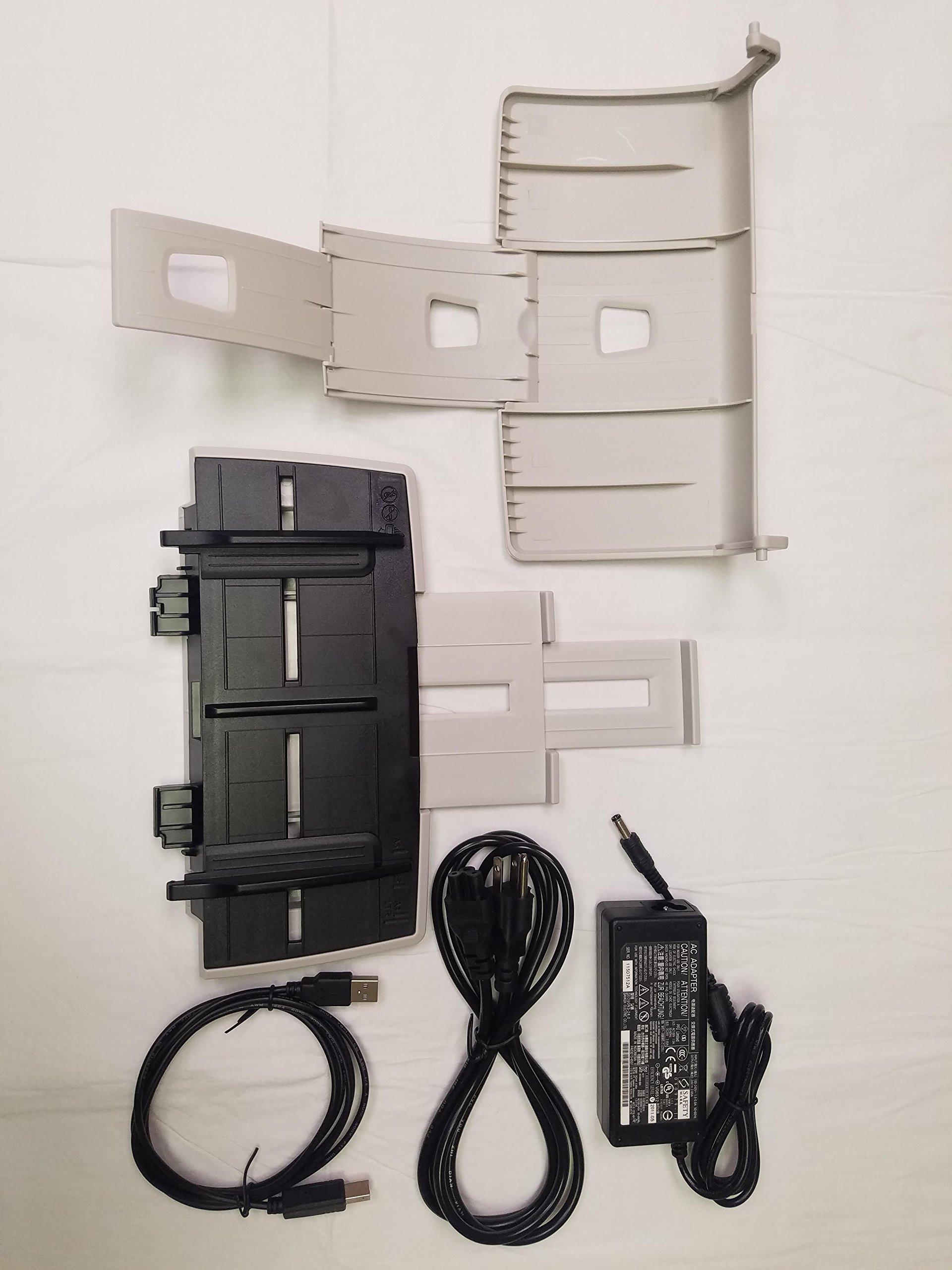 Fujitsu Scanner Accessory Kit for fi-6130, fi-6130z, fi-6140, fi-6140z, fi-6240 models
