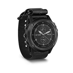 Garmin Tactix Bravo, Black with Nylon Strap