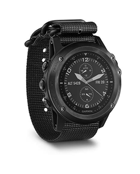 3918ac465 Amazon.com: Garmin Tactix Bravo, Black with Nylon Strap: Cell Phones &  Accessories