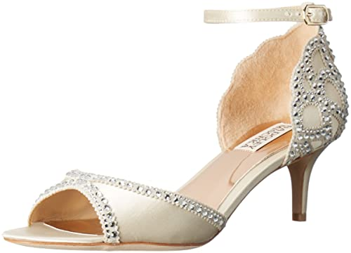442c8bb090b Amazon.com  Badgley Mischka Women s Gillian Dress Sandal  Shoes