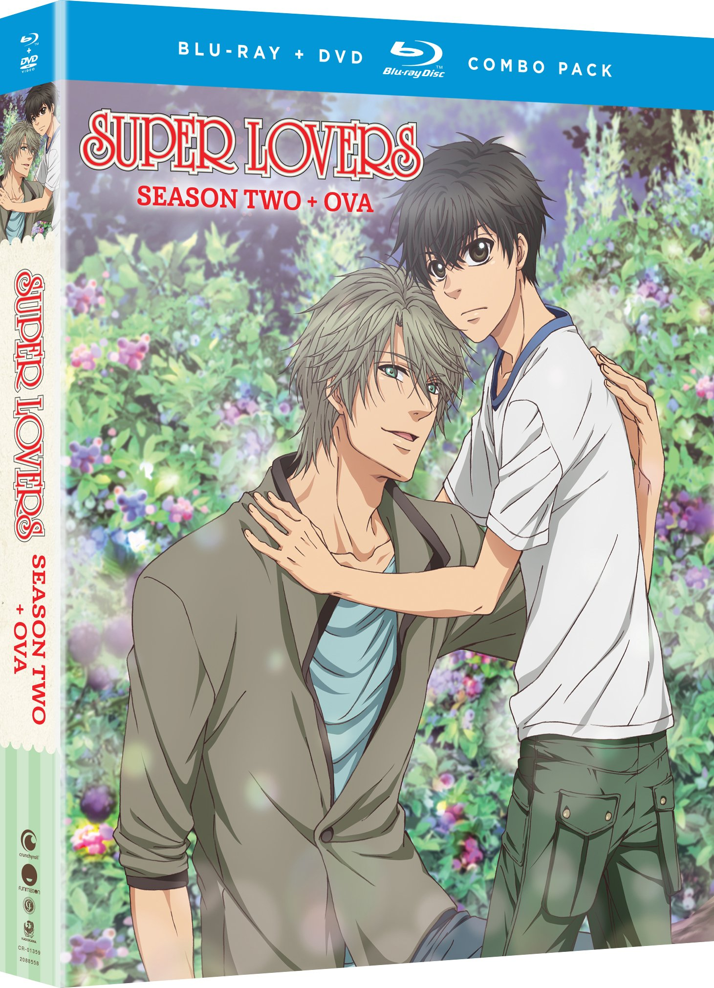 Blu-ray : Super Lovers: Season Two (With DVD, Boxed Set, 4PC)