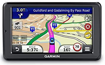 Garmin Nuvi Lmt  Sat Nav With Uk And Western Europe Maps Free Lifetime