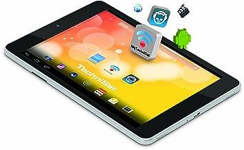 TechniSat TechniPad Mini 16GB Gris - Tablet (Minitableta, IEEE 802.11n, Android, Pizarra, Android, Gris): Amazon.es: Informática