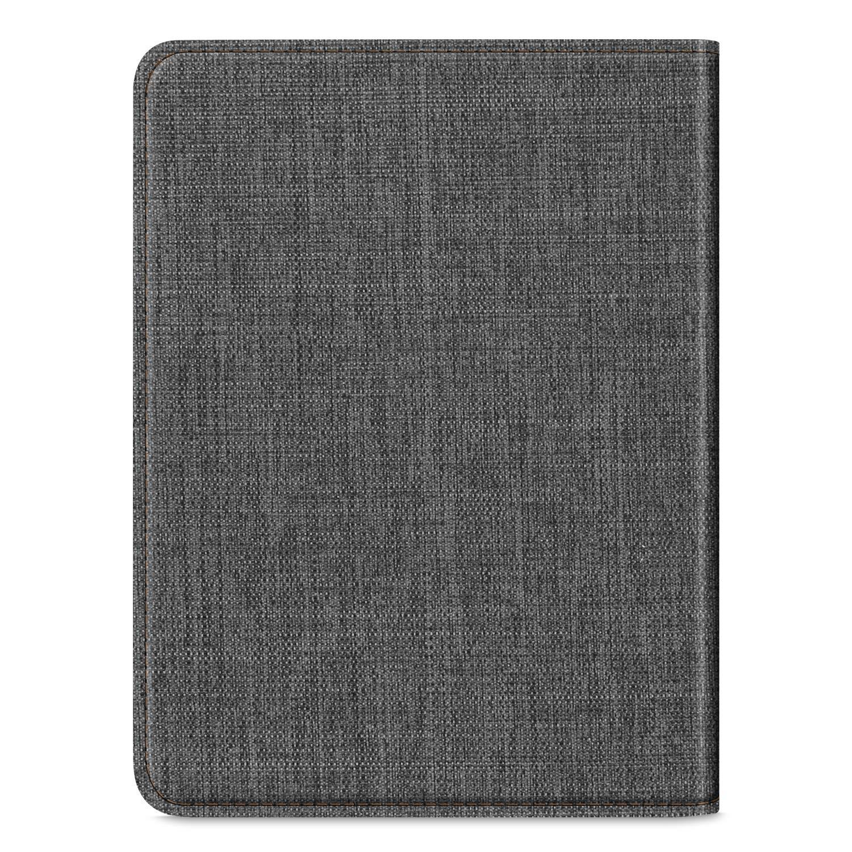 Fintie Folio Funda para Nuevo Kindle Tela Gris Marengo 8./ª generaci/ón, 2016 10./ª generaci/ón, 2019 // Kindle - Estilo de Libro Carcasa Antichoque con Funci/ón de Auto-Reposo//Activaci/ón