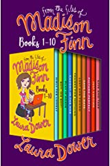From the Files of Madison Finn Books 1–10 Kindle Edition