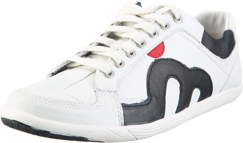 Mistral Bells 20000 - Zapatillas para Hombre, Color Blanco, Talla 43: Amazon.es: Zapatos y complementos
