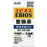 【指定医薬部外品】エビオス整腸薬 504錠