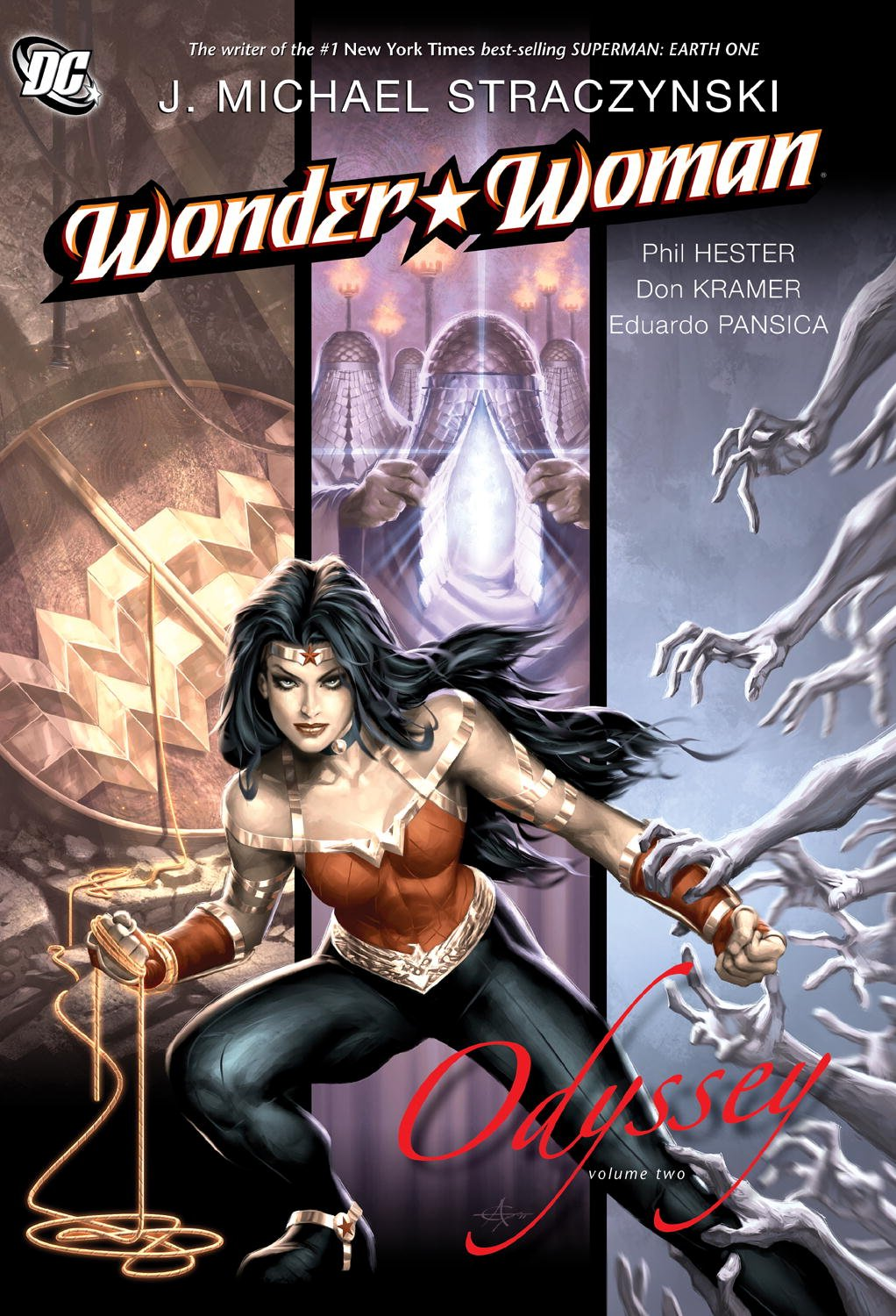 Read Online Wonder Woman: Odyssey, Vol. 2 ebook