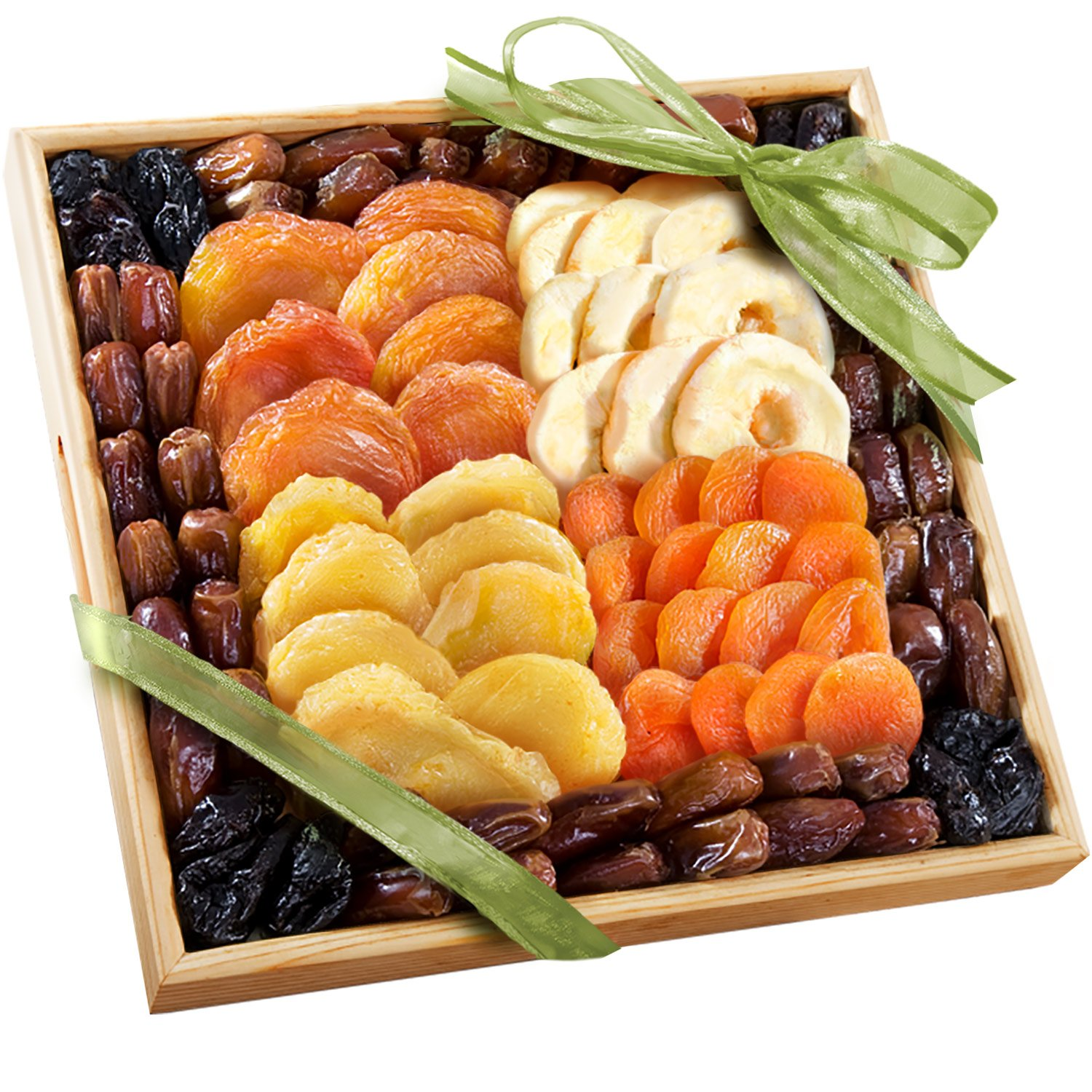 Amazon Com Golden State Fruit Mosaic Dried Fruit Tray Gift Gourmet Fruit Gifts Grocery Gourmet Food