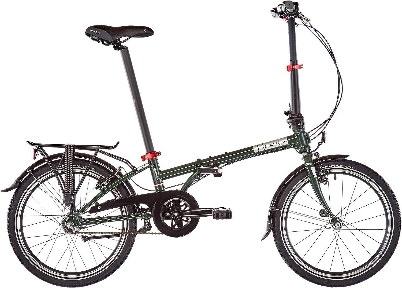 DAHON Faltrad BOARDWALK i3 3-Gang 20 Zoll Armee Grün Klapp Fahrrad ...