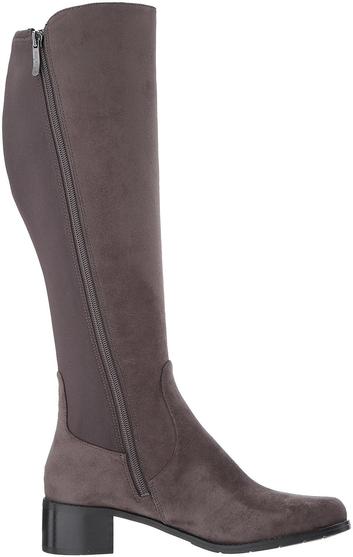 Easy Spirit Women's Niah Fashion Boot B074ML6614 12 B(M) US|Grey