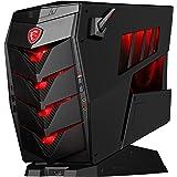 MSI Aegis X3 VR7RE-005DE Gaming-PC (Intel Core i7-7700K, Nvidia GeForce GTX1080 8GB, 2 x 8GB DDR4, 2 x 256GB SSD, Windows 10 Home) schwarz