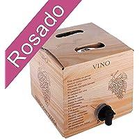 Bag in Box 5L Vino Rosado Joven Bodega