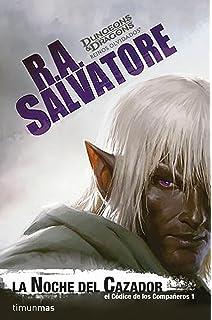 portada de La noche del cazador, de R. A. Salvatore