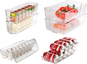 Culinary Edge Food Storage Set, Clear