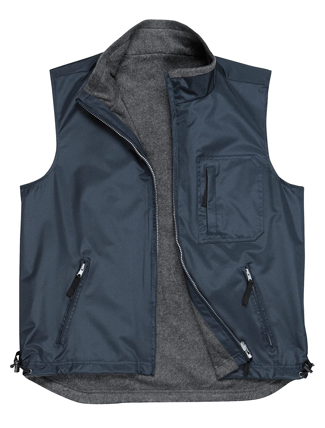 Regular Portwest S418NARXXXL RS Reversible Body warmer Size 3X-Large Navy