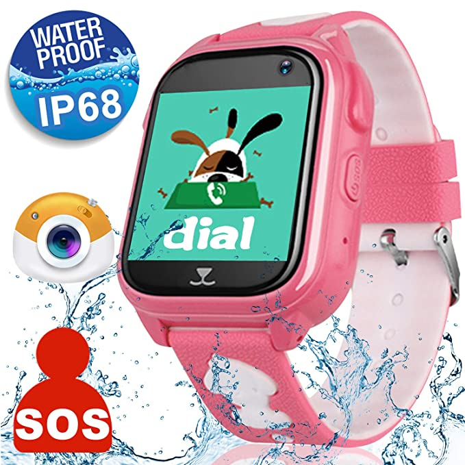 Amazon.com: Kids Smart Watch Phone for Girls Boys ...