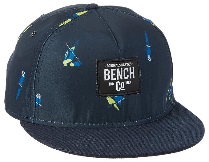 Bench Parrot Print Cap Gorra, Blau (Dark Navy Blue NY031), Talla ...