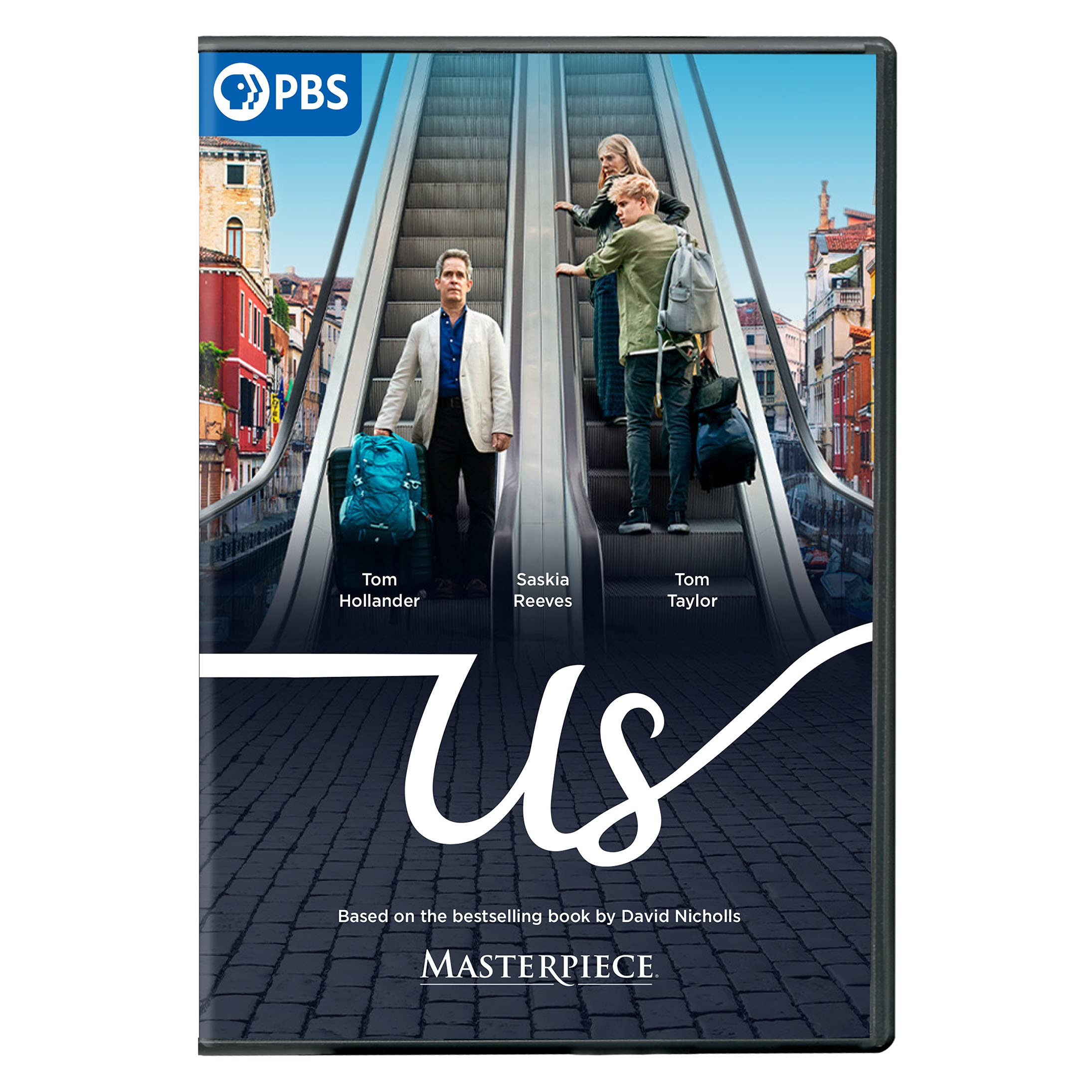 Book Cover: Masterpiece: Us