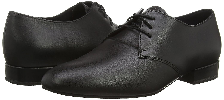 7.5 UK 2 cm 8 M US 095-075-028 Standard Shoe for Tango//Salsa Diamant Mens Model 095-3//4