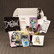 Marked by Inked Subscription Box, Unisex, Small