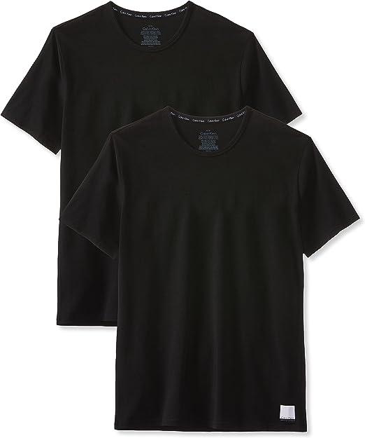 Tommy Hilfiger Camiseta (Pack de 2) para Hombre: Amazon.es: Ropa y ...