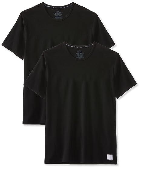 buy online 90c38 375c9 Calvin Klein Herren T-Shirt (2erPack)
