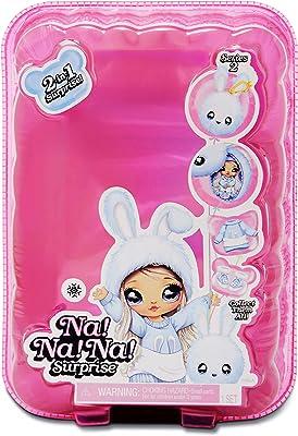 Na! Na! Na! Surprise 2-in-1 Fashion Doll & Pom Purse - Series 2
