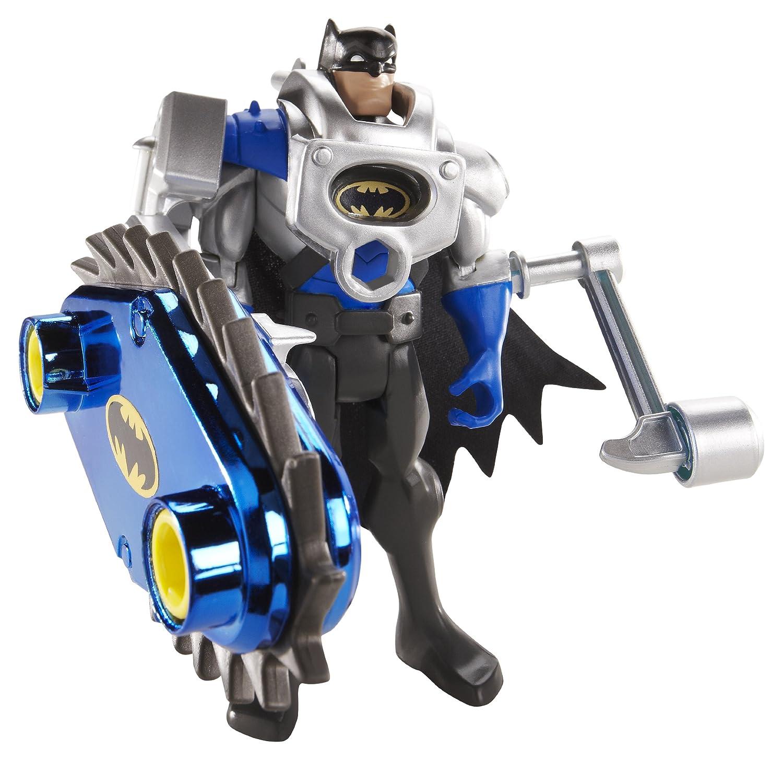 Batman The Brave and the Bold Deluxe Chainsaw Attack Batman Figure