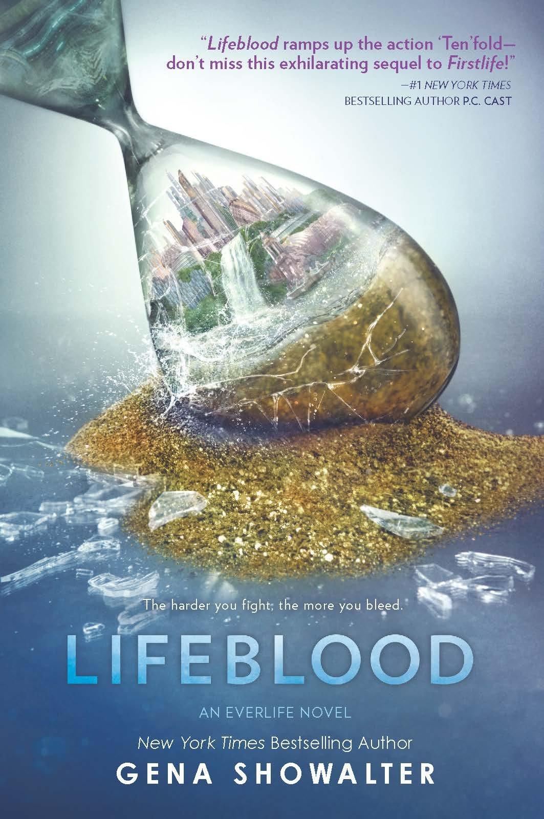 Lifeblood (An Everlife Novel) pdf epub