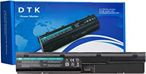 DTK Laptop Battery Replacement Hp Probook 4330s 4331s 4430s 4431s 4435s 4530s 4535s 4536s 4440s 4441s 4446s 4540s 4545s Series [6-Cell 10.8v 4400mah] Notebook Battery