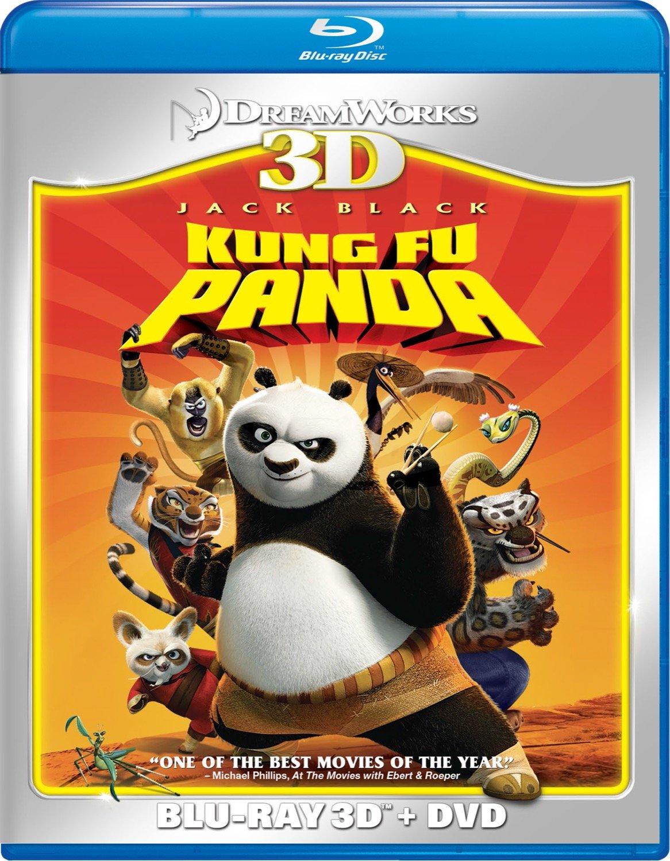 Kung Fu Panda [Blu-ray] by Paramount