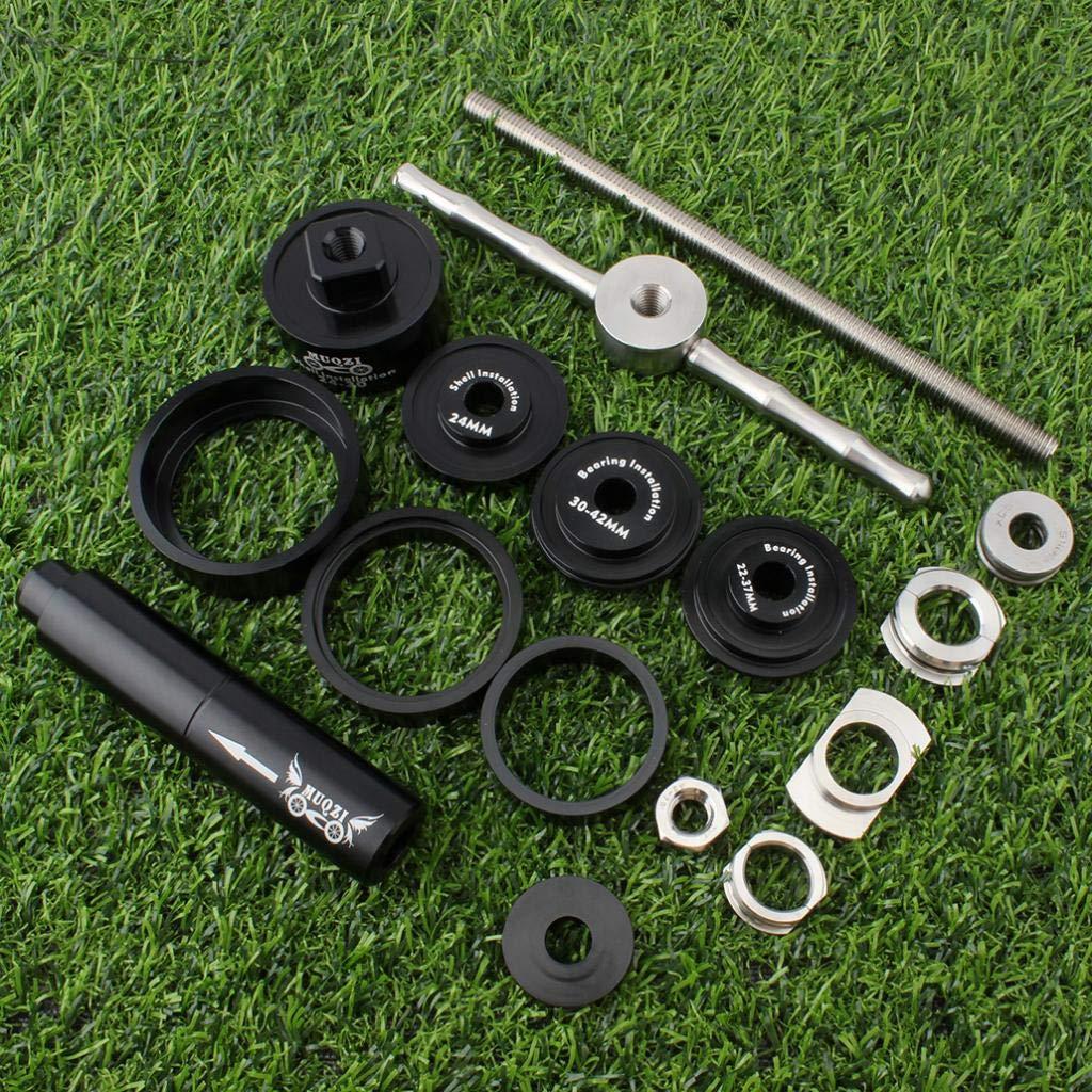 bearing installation Burton Bikes BB30 bottom bracket press tool removal tools