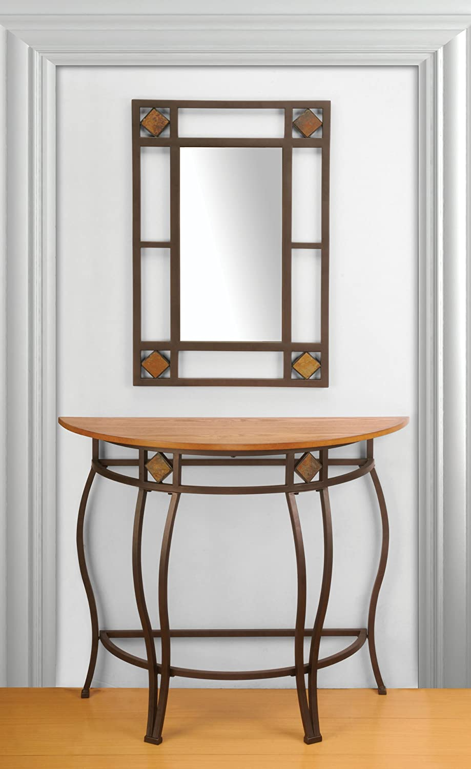 Amazon.com: Hillsdale Lakeview Console Table: Kitchen & Dining