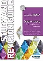 Cambridge IGCSE Mathematics Core And Extended